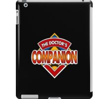 Doctor's Companion iPad Case/Skin