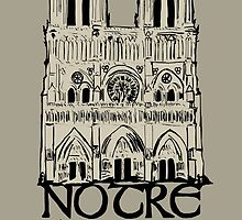 Notre dame by Logan81