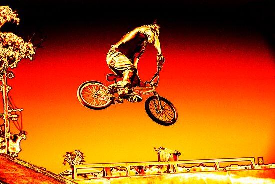 Riding Air by UncaDeej
