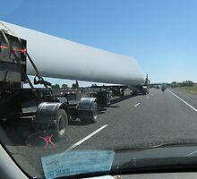 Wind Turbine Blade by elginbigguy