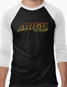Argo F U (explicit) Men's Baseball ¾ T-Shirt
