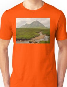 mighty highlands Unisex T-Shirt