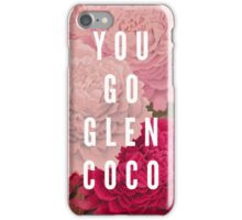 You Go Glen Coco iPhone Case/Skin