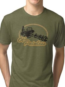 Blaines Old Painless Tri-blend T-Shirt