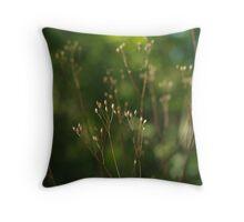 Buds - Redhill Creek Throw Pillow