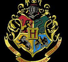 Hogwarts Crest  by SpoilersCo
