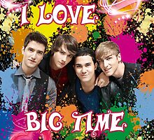 Big Time Rush by Leila Sifuentes