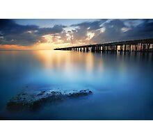 Silence and Light Photographic Print