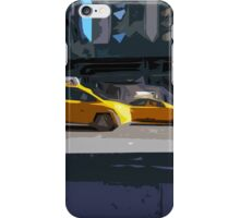 Cabs iPhone Case/Skin