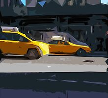 Cabs by icleef
