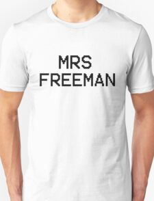 Mrs Freeman T-Shirt