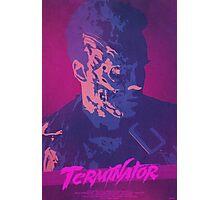 Exterimation - Terminator Poster Photographic Print