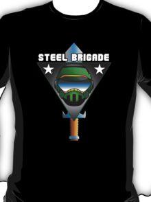STEEL BRIGADE. T-Shirt