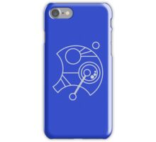 Custom Name in Circular Gallifreyan from Doctor Who (Please message me your name before ordering!)  iPhone Case/Skin