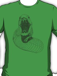 Snakes. Why'd it have to be snakes? T-Shirt