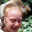Monkey Business in Bali by Alex Black
