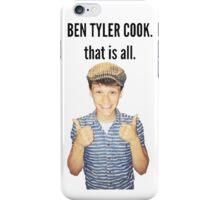 Ben Tyler Cook. iPhone Case/Skin