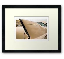 Caddy II Framed Print