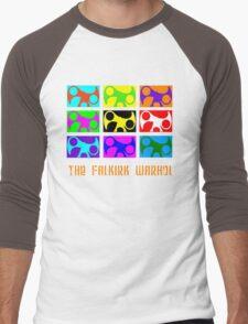 The Falkirk Warhol Men's Baseball ¾ T-Shirt