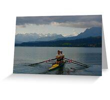 Sempach Switzerland Greeting Card