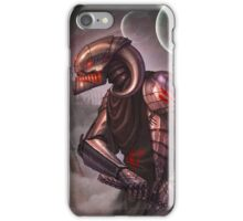 Ready for the fight.... and fate iPhone Case/Skin
