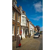 chichester street Photographic Print