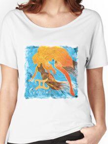 Gemini Women's Relaxed Fit T-Shirt