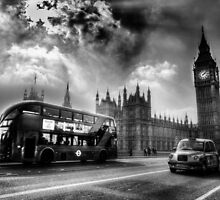 Westminster Bridge London by DavidHornchurch