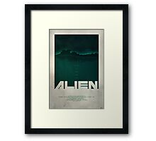Survival - Alien (1979) Poster Framed Print