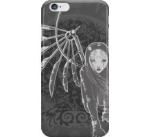 Mechanical angel - 2012 Edition iPhone Case/Skin