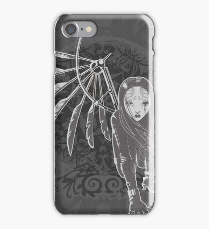 Mechanical angel - 2012 Edition iPhone Case/Skin