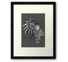 Mechanical angel - 2012 Edition Framed Print