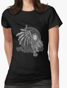 Mechanical angel - 2012 Edition Womens Fitted T-Shirt