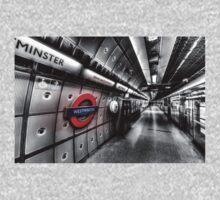 Underground London One Piece - Long Sleeve