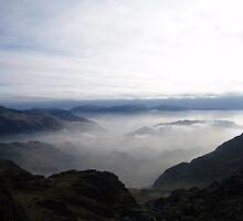 Cloud Inversion by viewfindergb