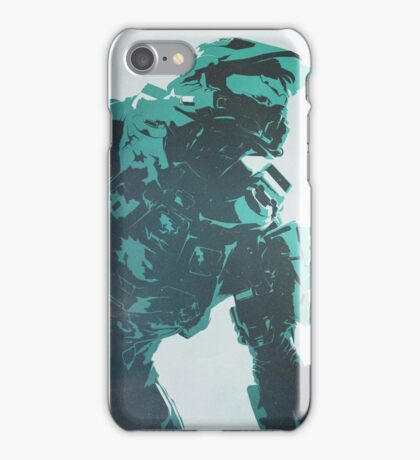 The Master - Halo iPhone Case/Skin