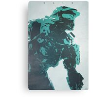 The Master - Halo Canvas Print
