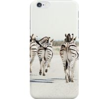 The Road Less Traveled IIII iPhone Case/Skin