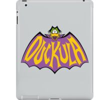 The Count iPad Case/Skin