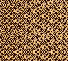 Leopard Print by ironydesigns