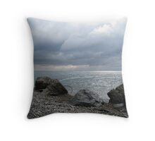 Baikal Beauty Throw Pillow