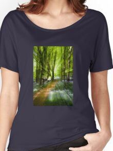 The Magical Path Women's Relaxed Fit T-Shirt