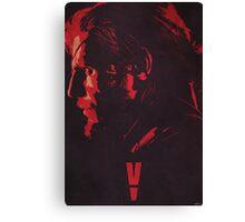 Venom - Metal Gear Solid V: The Phantom Pain Canvas Print