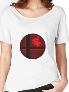 Smash Bros. Duck Hunt Women's Relaxed Fit T-Shirt