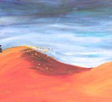 Alone in the Desert by Shanarelle
