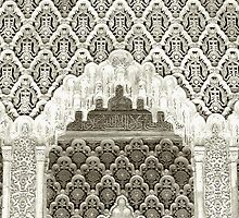 The Alhambra by jacqi