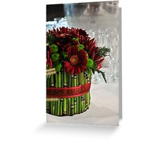 Decoration Greeting Card