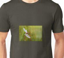 Red Veined Darter Dragonfly Unisex T-Shirt
