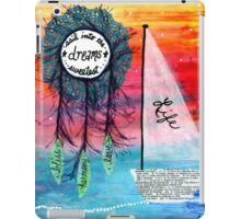 Life Boat Sweet Dreams iPad Case/Skin