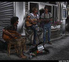 Playin the Streets by Lyana Lynn